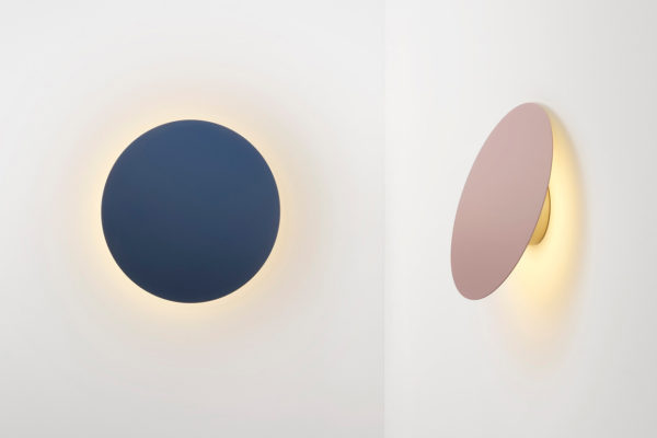 Polar Wall Light by Ross Garden | Yellowtrace
