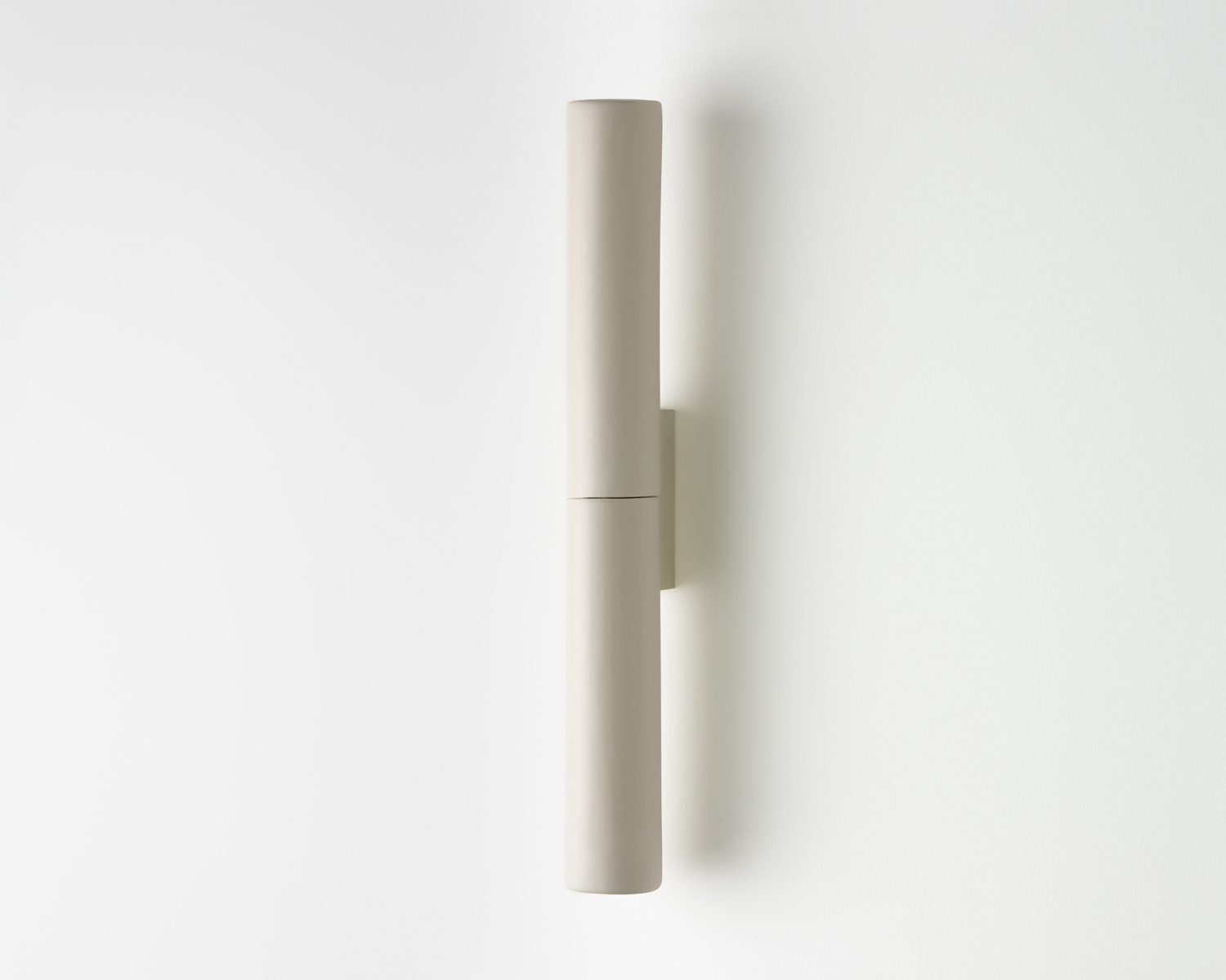 Potter Wall Light by Bruce Rowe from Anchor Ceramics   Yellowtrace