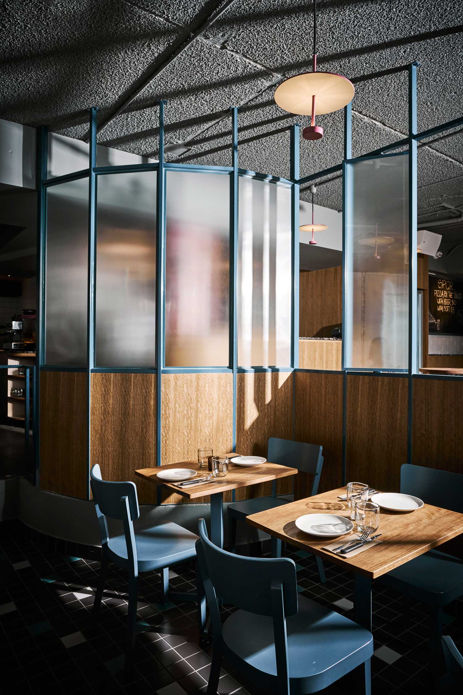 SPQR Pizzeria by Ha. Photo by Kristoffer Paulsen | Yellowtrace