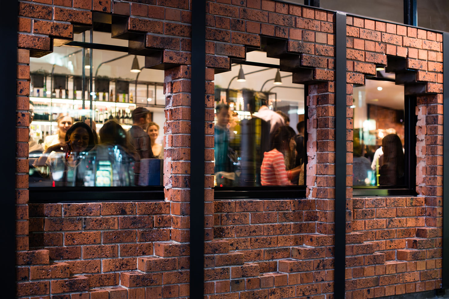 Savoy Tavern Back Bar by Ha. Photo by Ben Mcgee | Yellowtrace