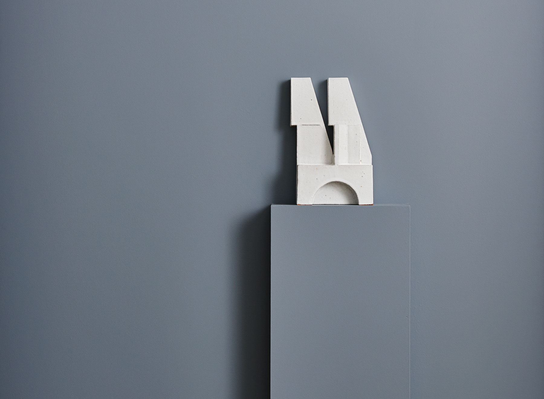 Structures II Exhibition by Bruce Rowe from Anchor Ceramics | Yellowtrace
