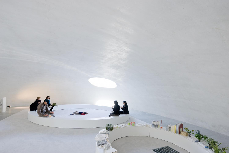 Teshima Art Museum by Ryue Nishizawa & Rei Naito | Yellowtrace