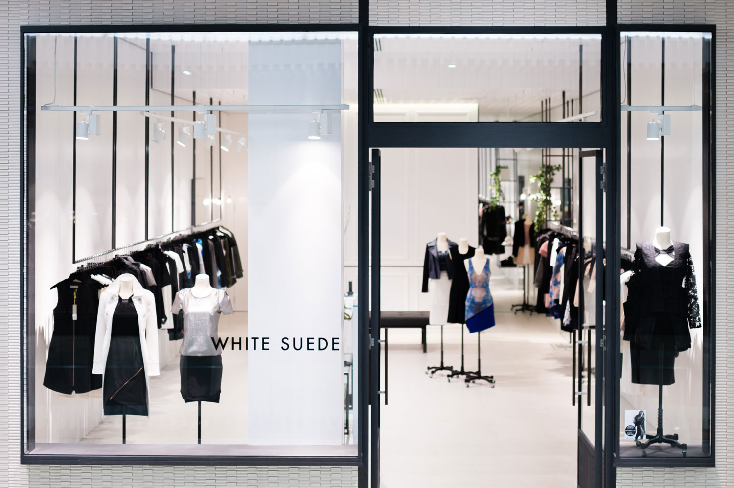 White Suede Emporium by Ha. Photo by Ben Mcgee | Yellowtrace
