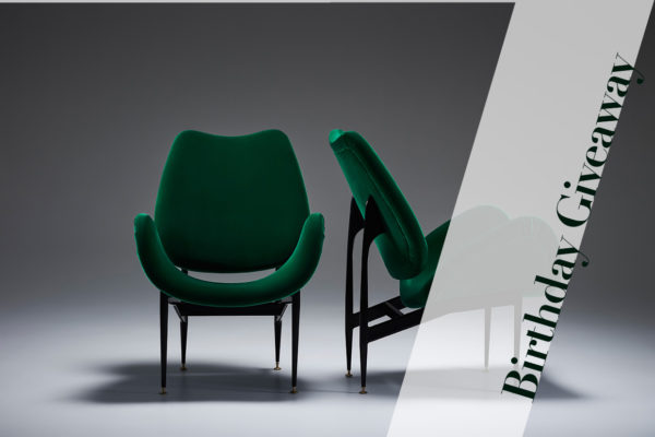 Yellowtrace 7th Birthday: Win A Featherston Original Armchair!