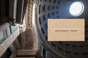 Pantheon Rome Travel Tips, Photo © Nick Hughes | Yellowtrace