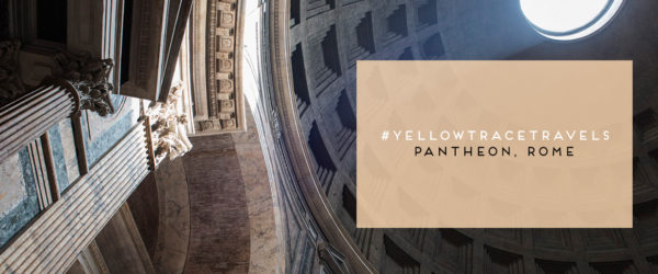 Pantheon Rome Travel Tips, Photo © Nick Hughes | Yellowtrace