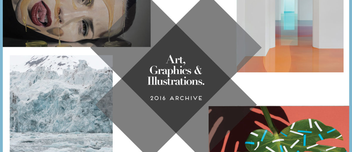 Art, Graphics & Illustrations Archive 2016 | Yellowtrace
