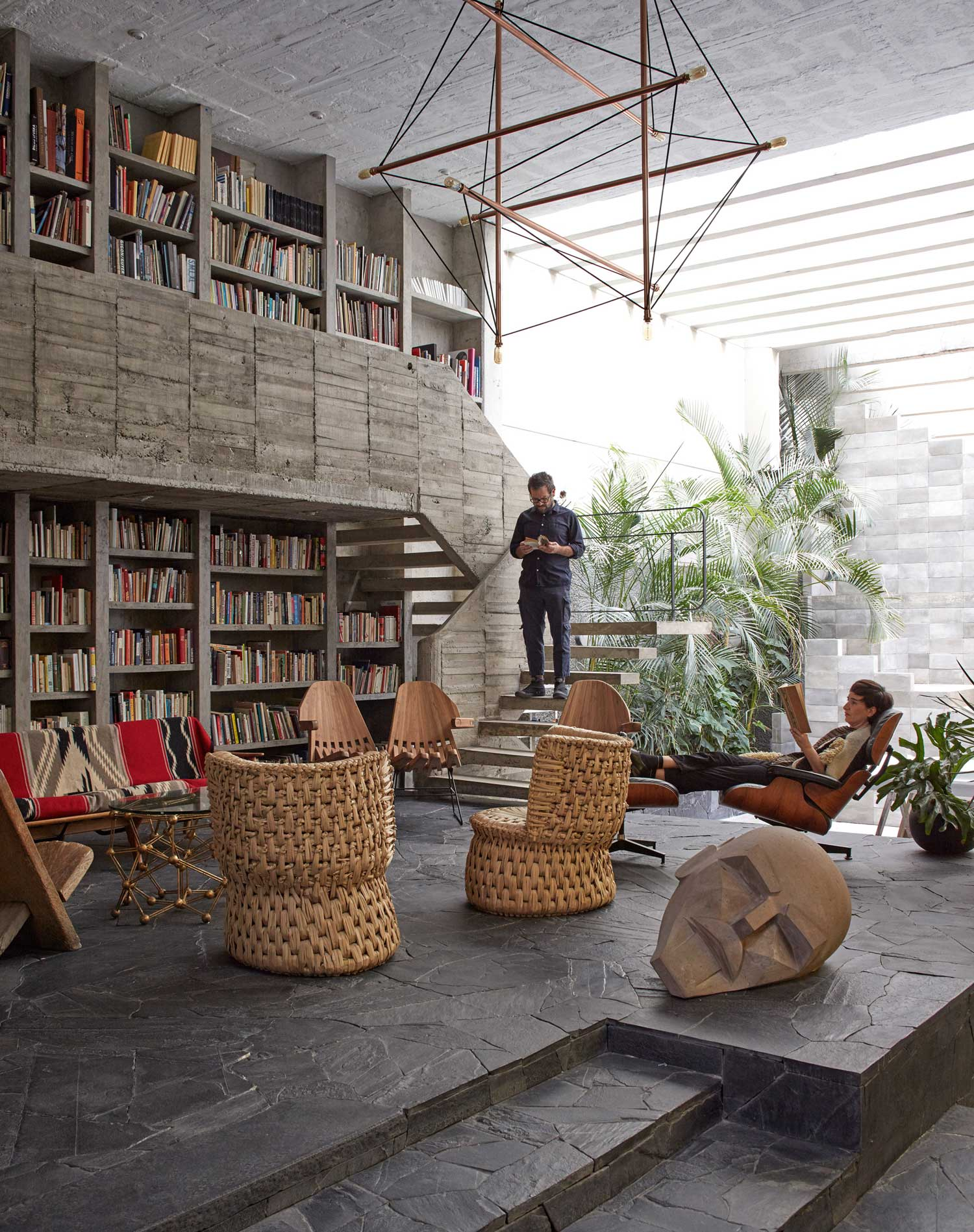 Home & Studio of Mexican Sculptor Pedros Reyes | Yellowtrace