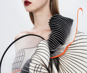 Noa Raviv's 3D Printed Couture Creations | Yellowtrace
