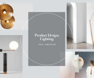 Product Design Lighting Archive 2016 | Yellowtrace