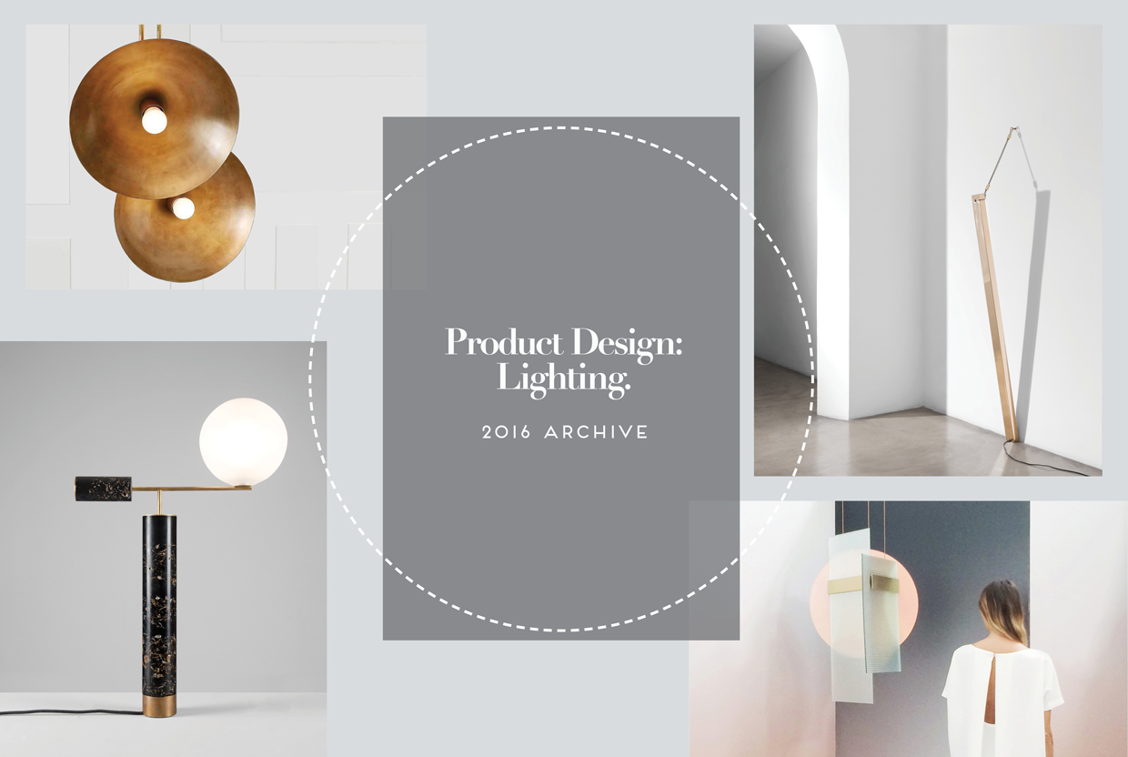 Lighting Design Archive 2016 | Yellowtrace