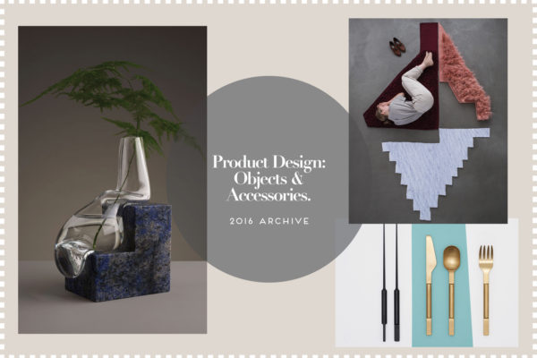 Product Design: Accessories & Small Objects 2016 Archive | Yellowtrace