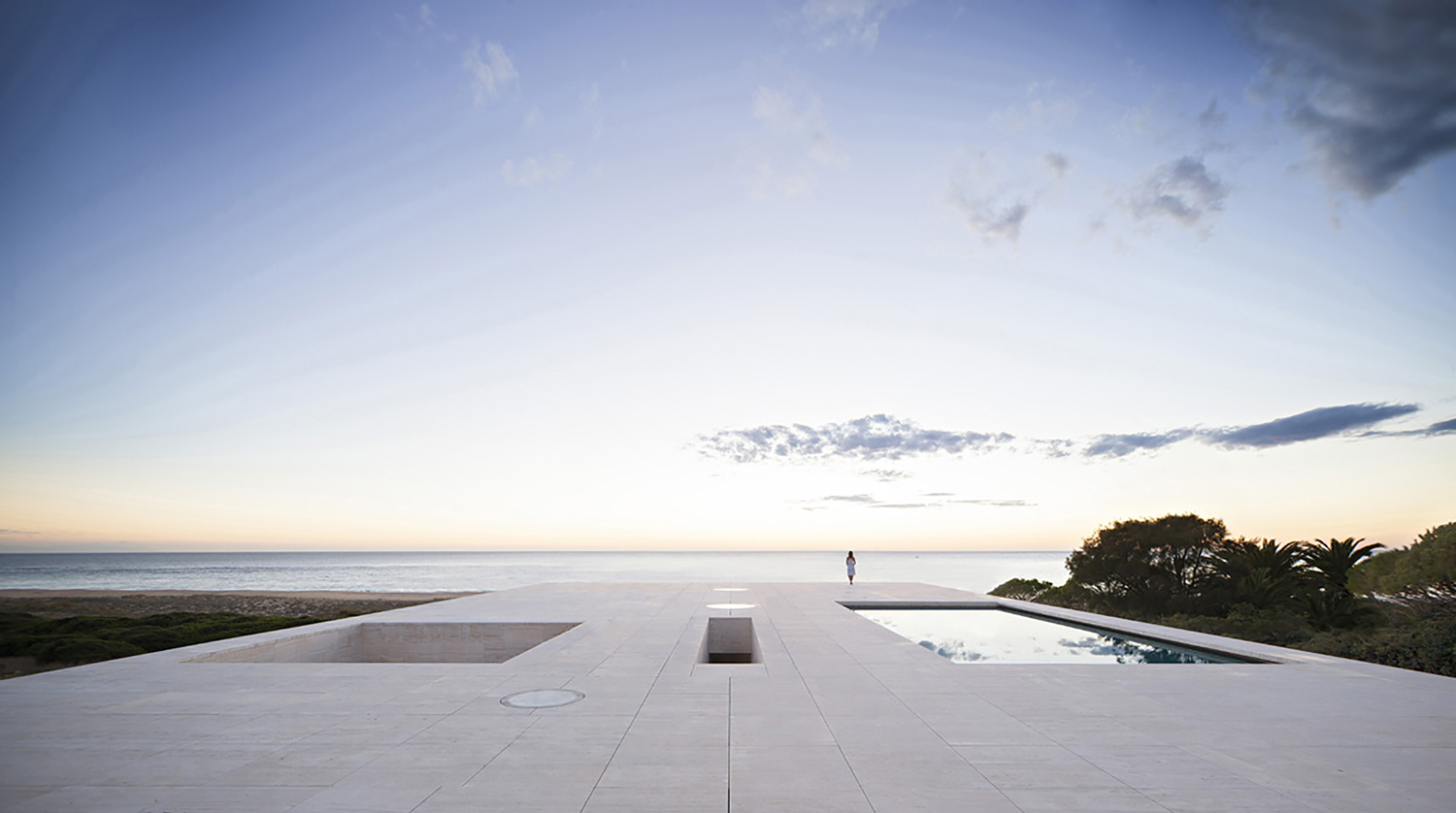 The House of the Infinite by Alberto Campo Baeza | Yellowtrace