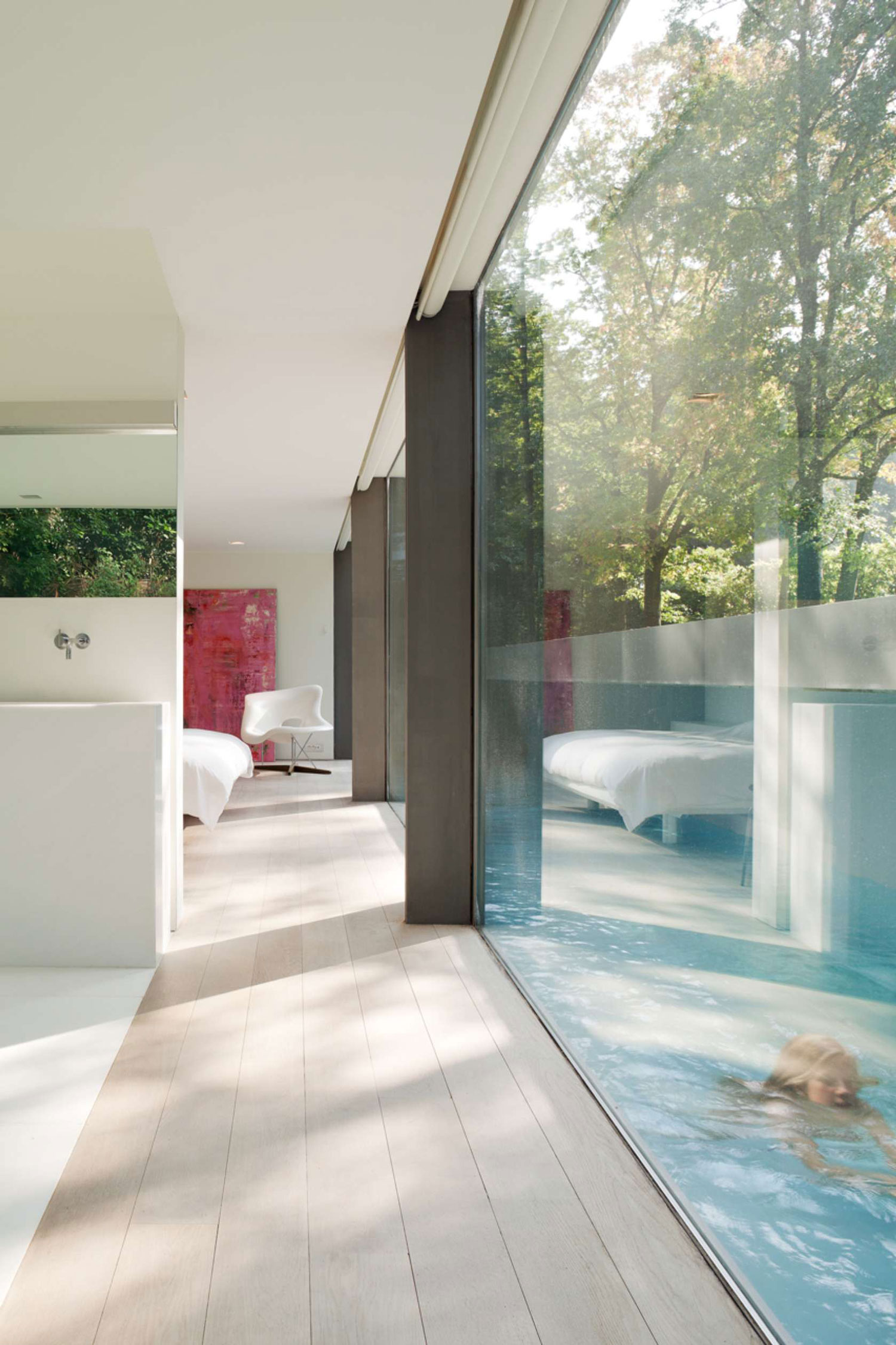 Villa Roces Belgium by Govaert and Vanhoutte | Yellowtrace