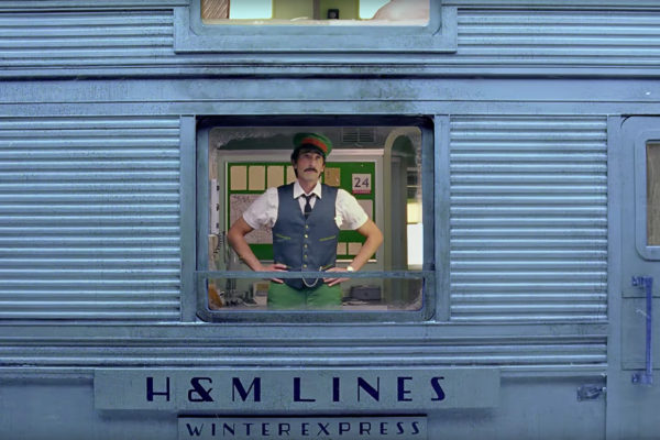 Wes Anderson's Christmas Short Film for H&M   Yellowtrace