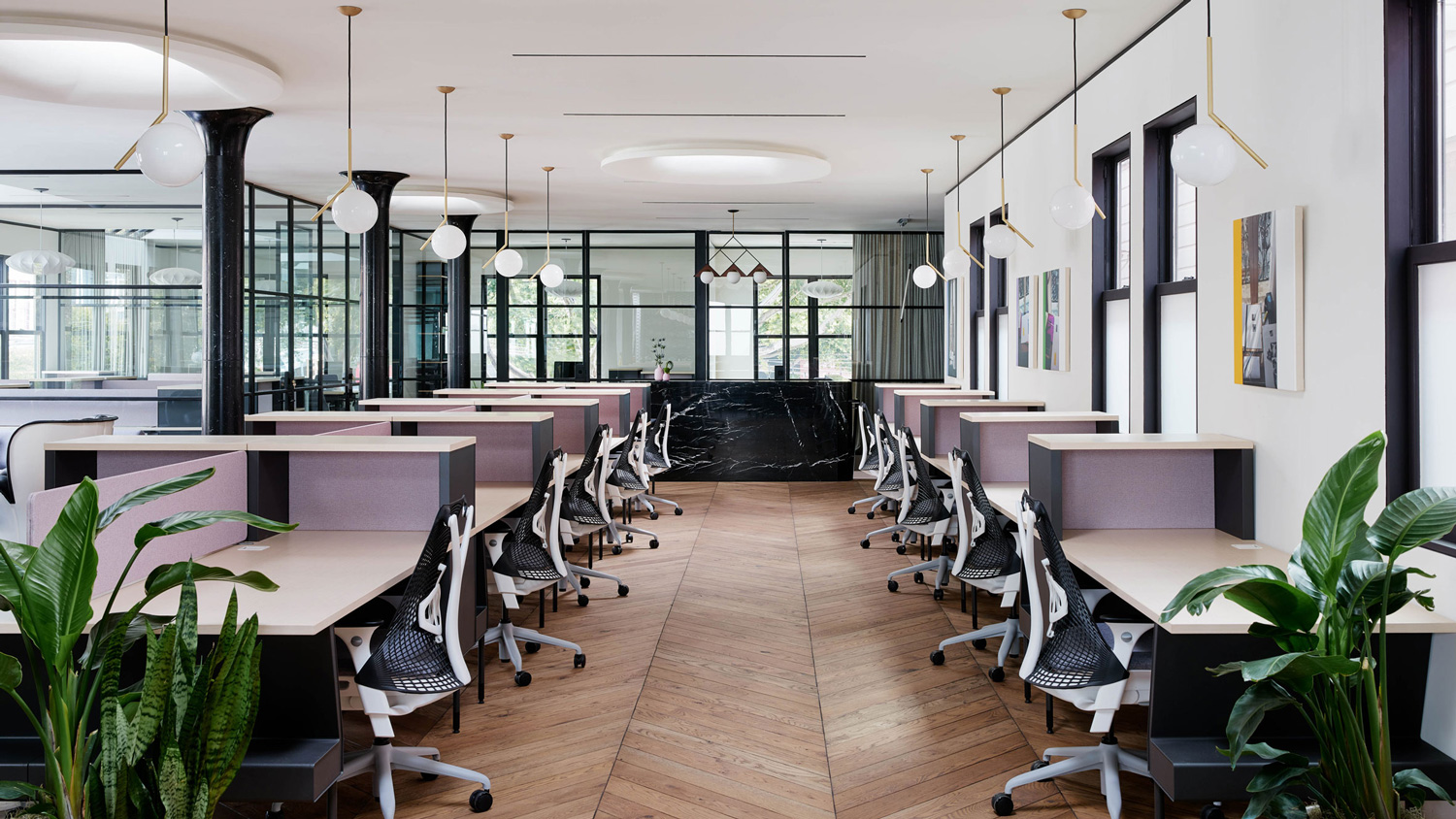 office design san francisco. Canopy Space: Boutique Co-Working Office In San Francisco By Yves Behar | Yellowtrace Design