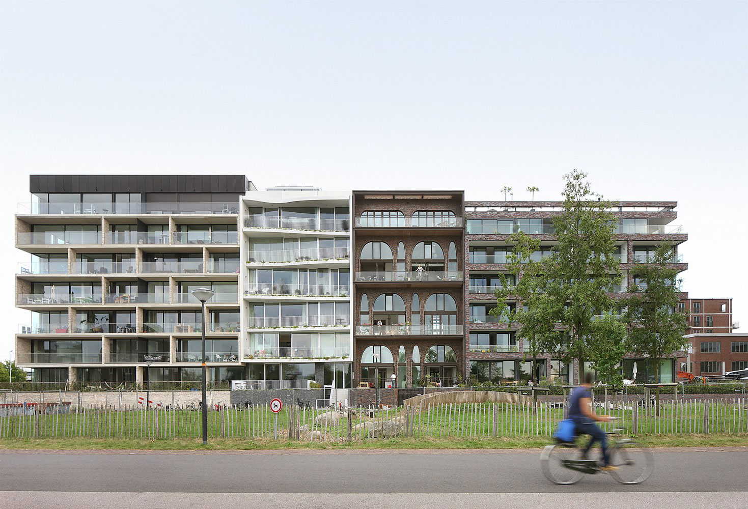 DIY-housing Project Amstelloft in Amsterdam by WE architecten   Yellowtrace