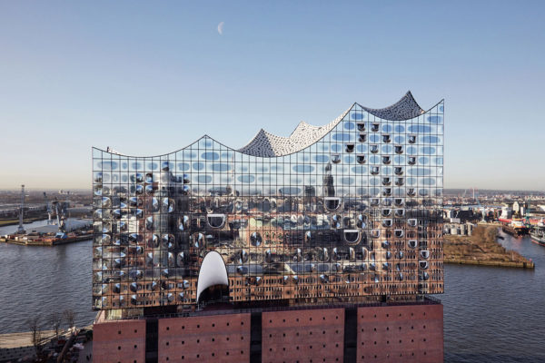 Elbphilharmonie Concert Hall by Herzog & de Meuron Opens in Hamburg | Yellowtrace