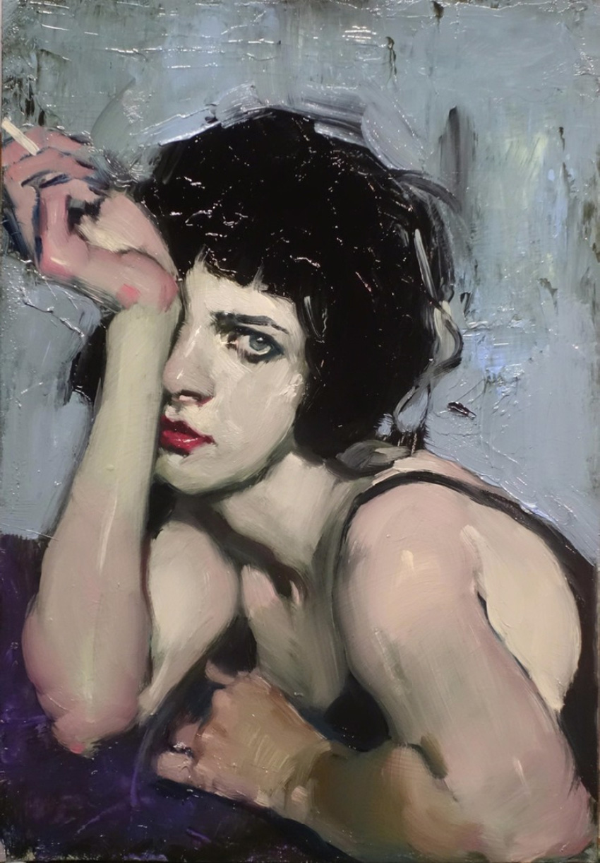 End Of Day, 2014 by Malcolm T. Liepke | Yellowtrace