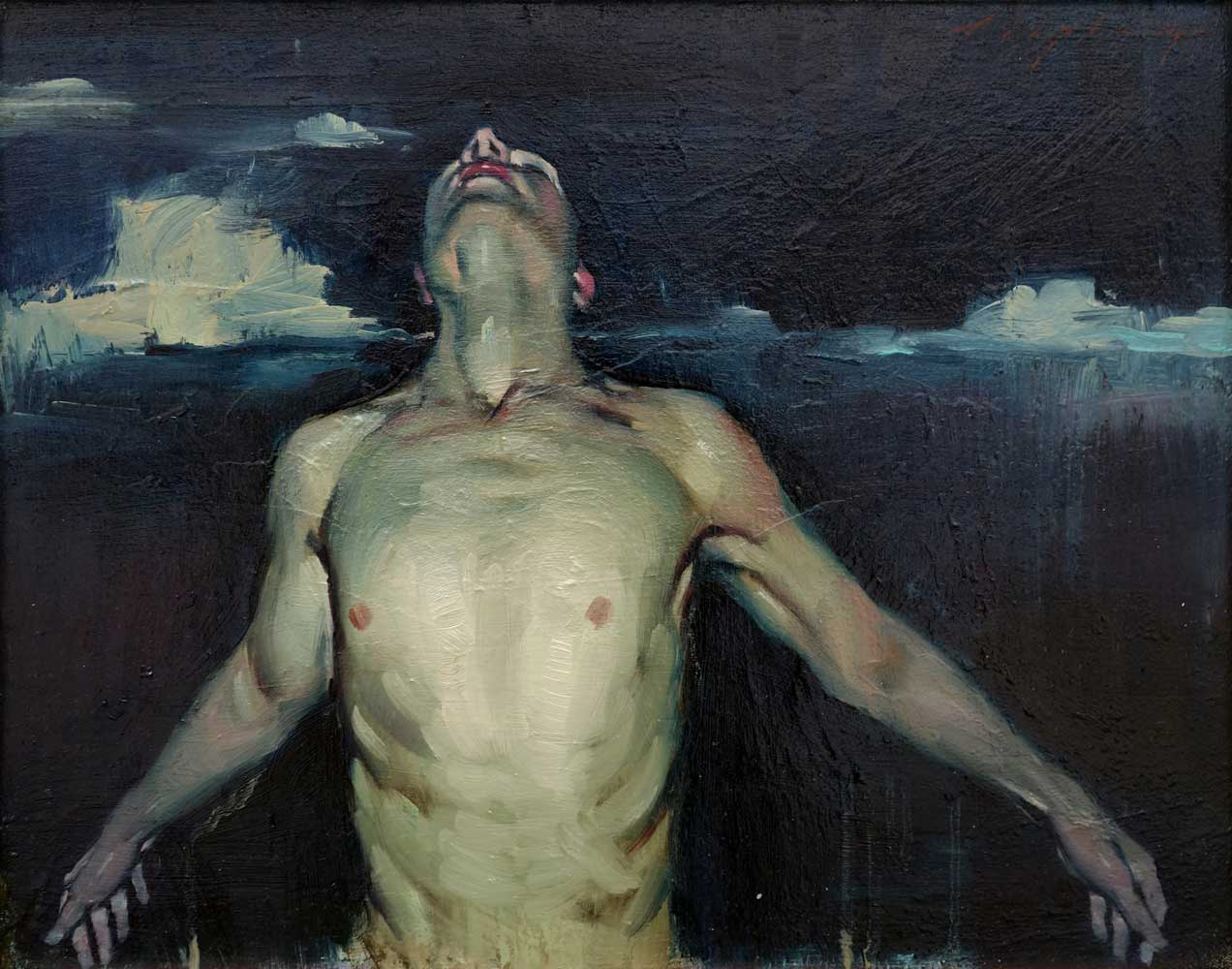 Floating, 2014 by Malcolm T. Liepke | Yellowtrace