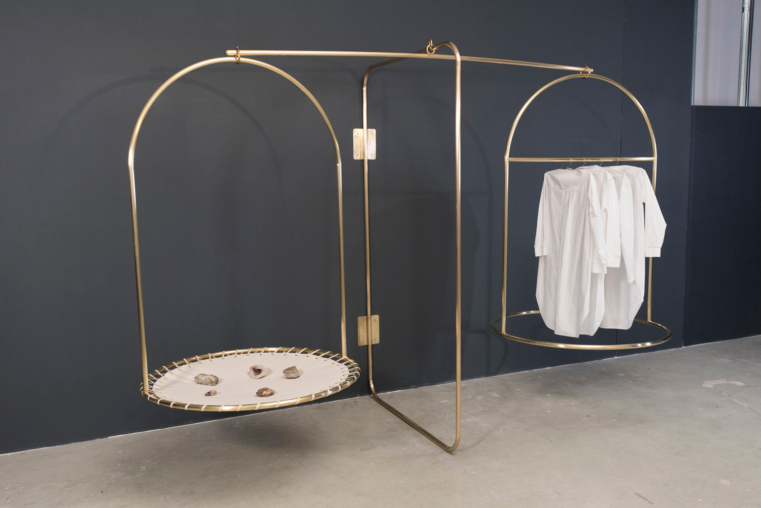 Goldwaage by Vera Aldejohann at Pure Talents Contest IMM Cologne 2017 | Yellowtrace
