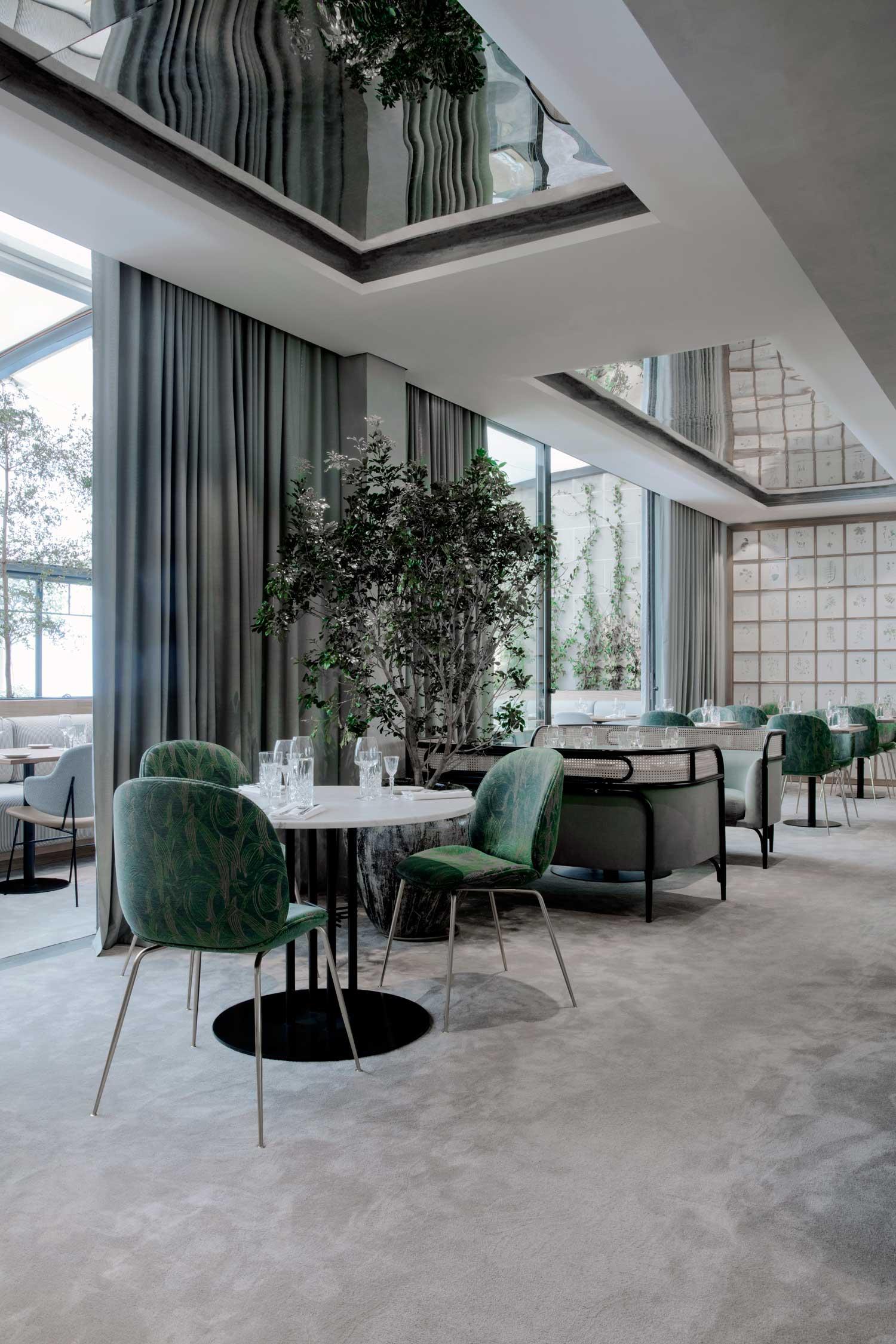 maison du danemark house of denmark in paris by gubi. Black Bedroom Furniture Sets. Home Design Ideas