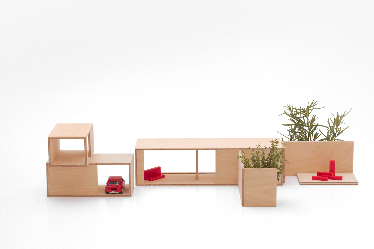 Mini Box by Mini Archi for Belgium is Design | Yellowtrace