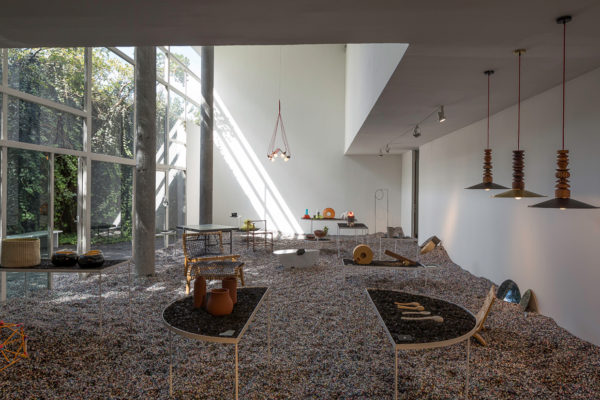 PALMA Cover ARCHIVO Gallery in Mexico With a Sea of Shredded Plastic   Yellowtrace
