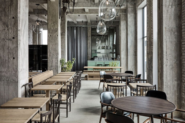 Rene Redzepi's 108 Restaurant by SPACE Copenhagen | Yellowtrace