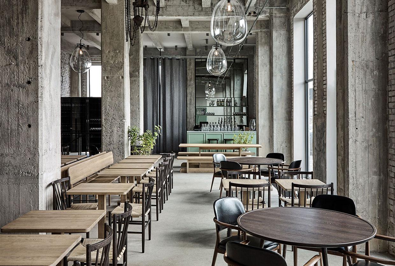 Rene Redzepi's 108 Restaurant by SPACE Copenhagen | Yellowtrace