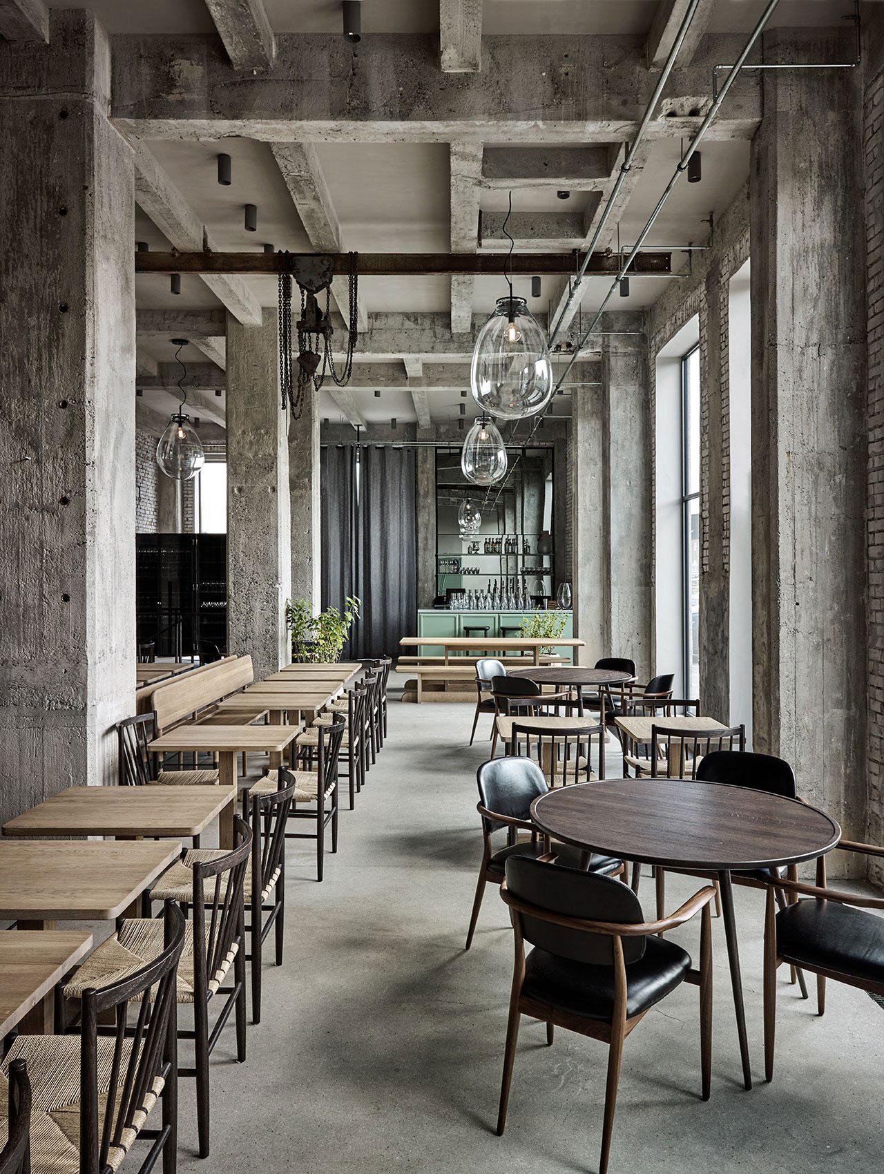 Rene Redzepi S 108 Restaurant By Space Copenhagen