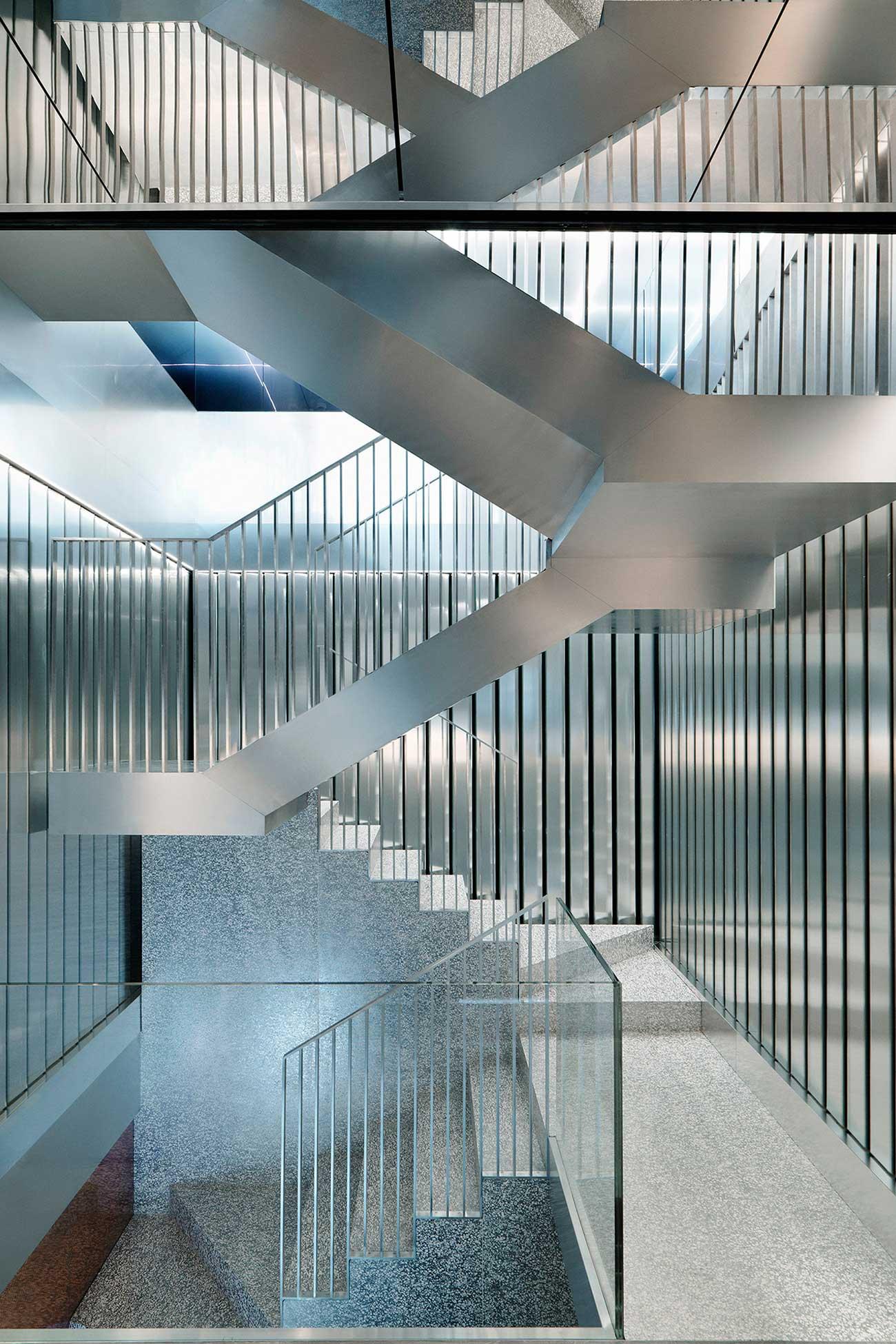 Repossi Jewelry Flagship Store in Paris | Yellowtrace