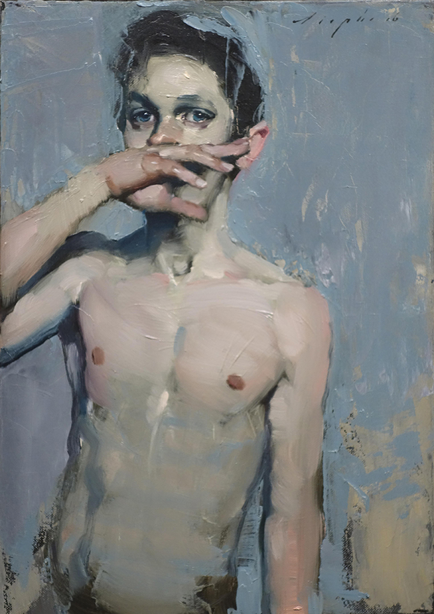 Tough Kid, 2016 by Malcolm T. Liepke | Yellowtrace