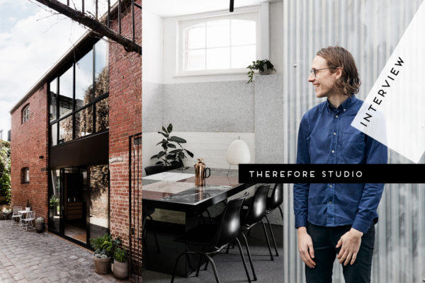 Interview: Alex Lake of Therefore Studio | Yellowtrace