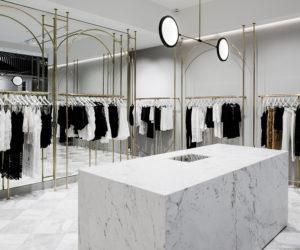 Alice McCALL Emporium Melbourne Store by Studio Wonder   Yellowtrace