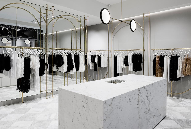 Alice McCALL Emporium Melbourne Store by Studio Wonder | Yellowtrace