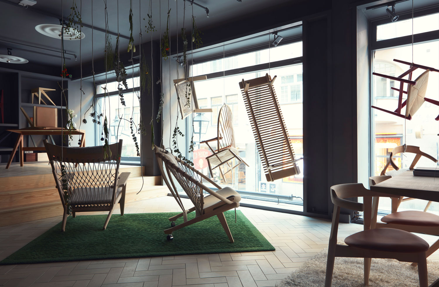 Alma: Member's Club For Creatives in Stockhom by Tham & Videgård | Yellowtrace