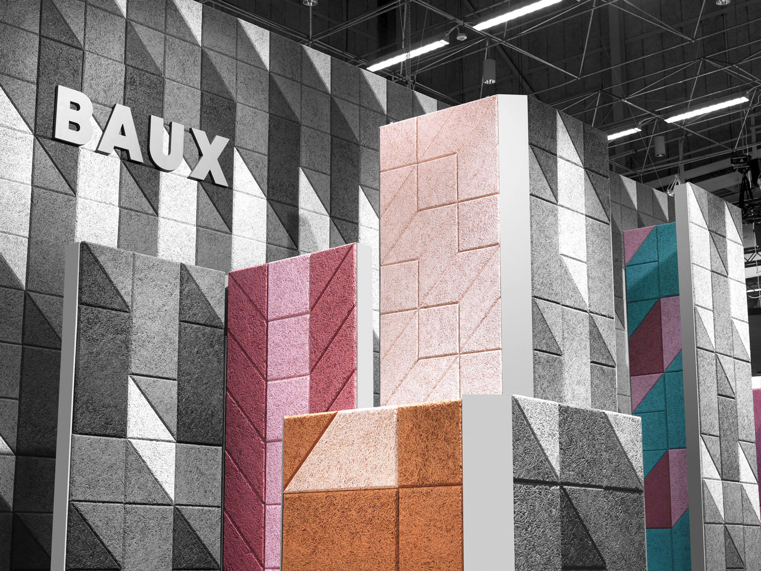 BAUX Stand at Stockholm Furniture Fair 2017 | Yellowtrace