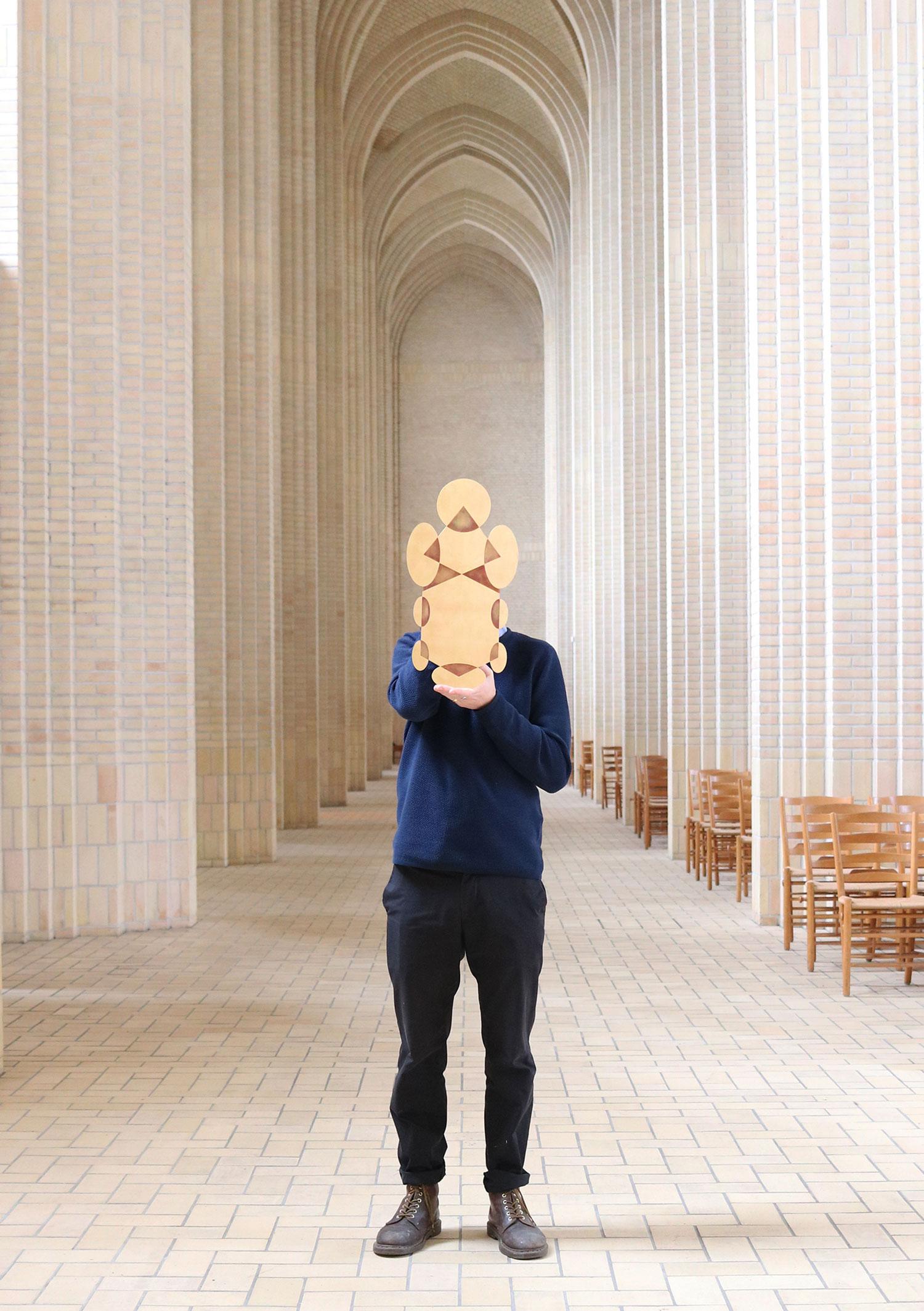 Barocche Mirror by Nikolai Kotlarczyk at Stockholm Furniture Fair 2017 | Yellowtrace