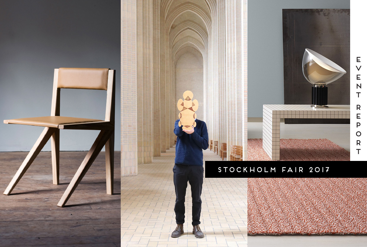Best of Stockholm Furniture & Lighting Fair 2017, Curated by Yellowtrace.