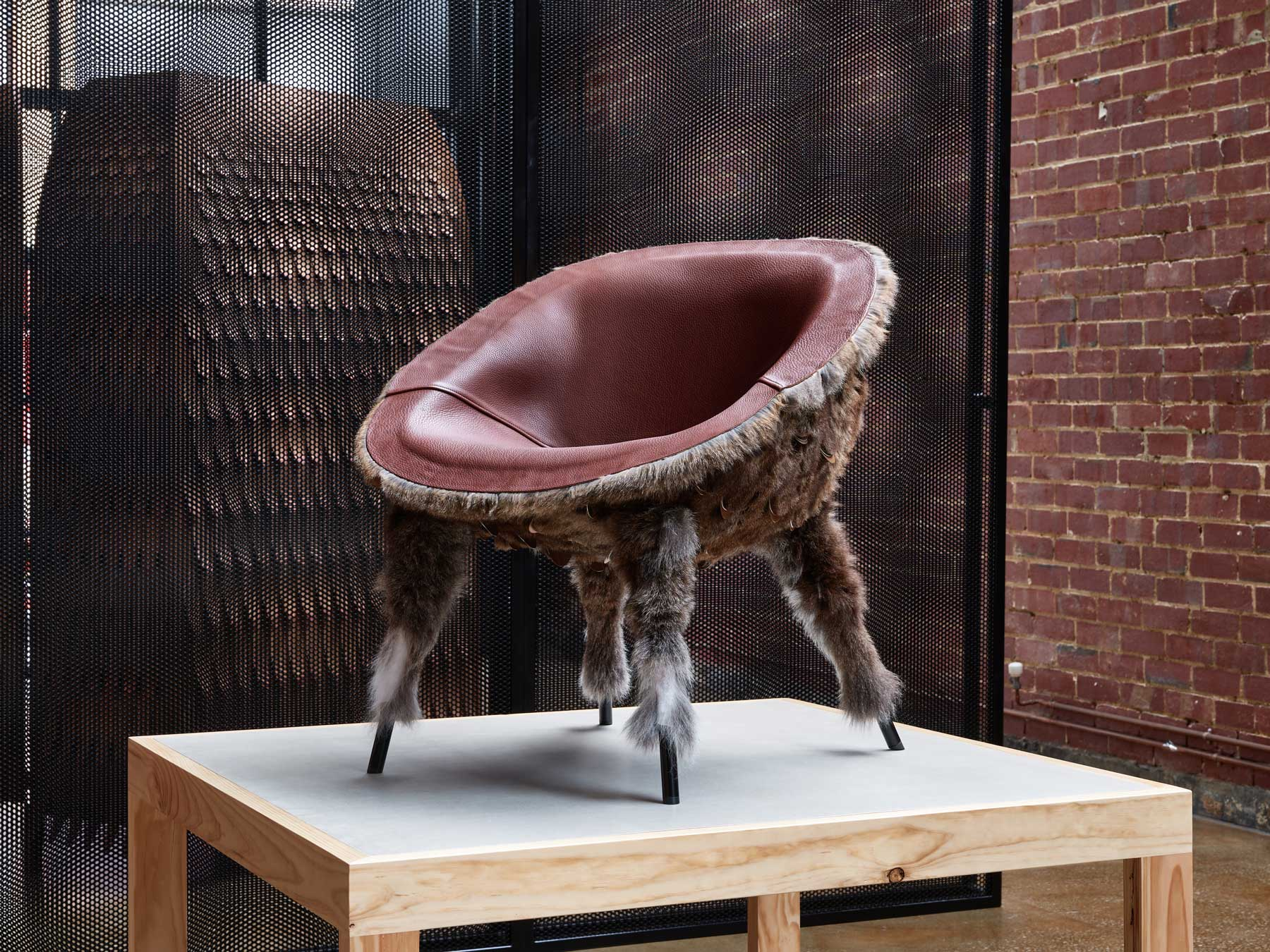 Broached Monsters by Trent Jansen at Criteria Collection | Yellowtrace