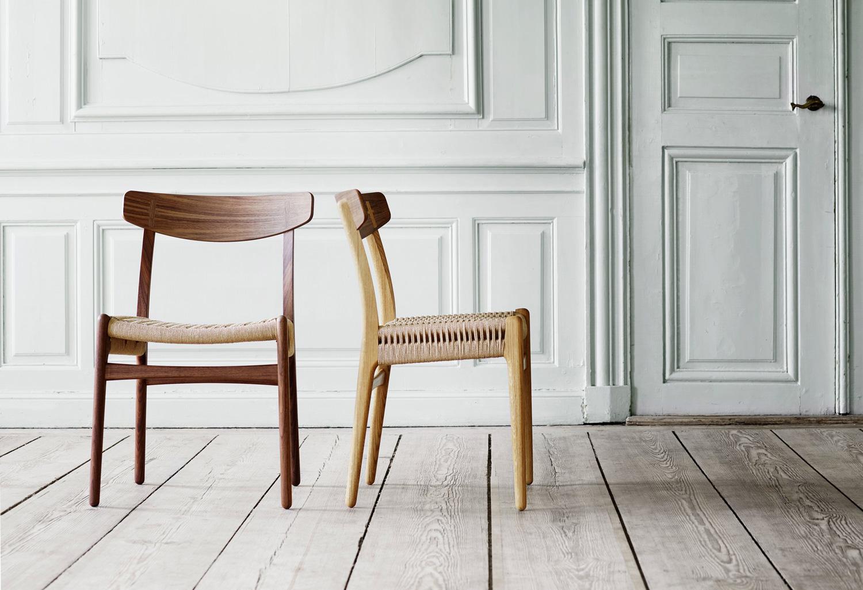 Carl Hansen Reissue Chairs Furniture at Stockholm Furniture Fair 2017 | Yellowtrace