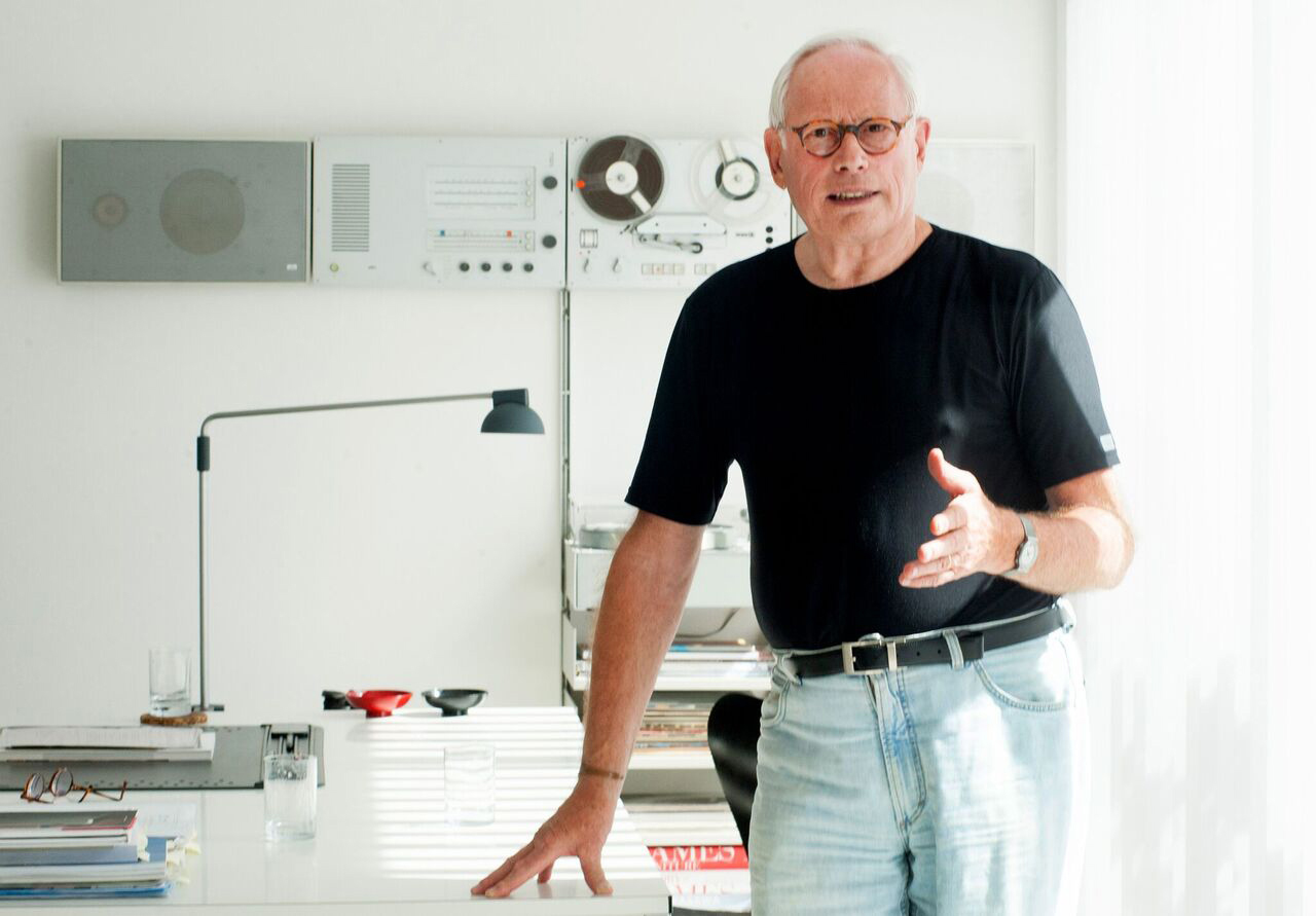 """Dieter Rams Interview: """"As little design as possible""""   Yellowtrace"""