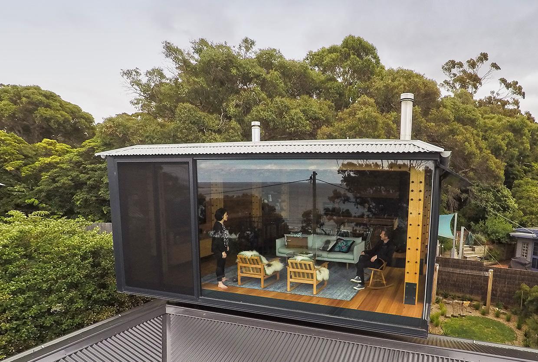 Dorman House by Austin Maynard Architects | Yellowtrace