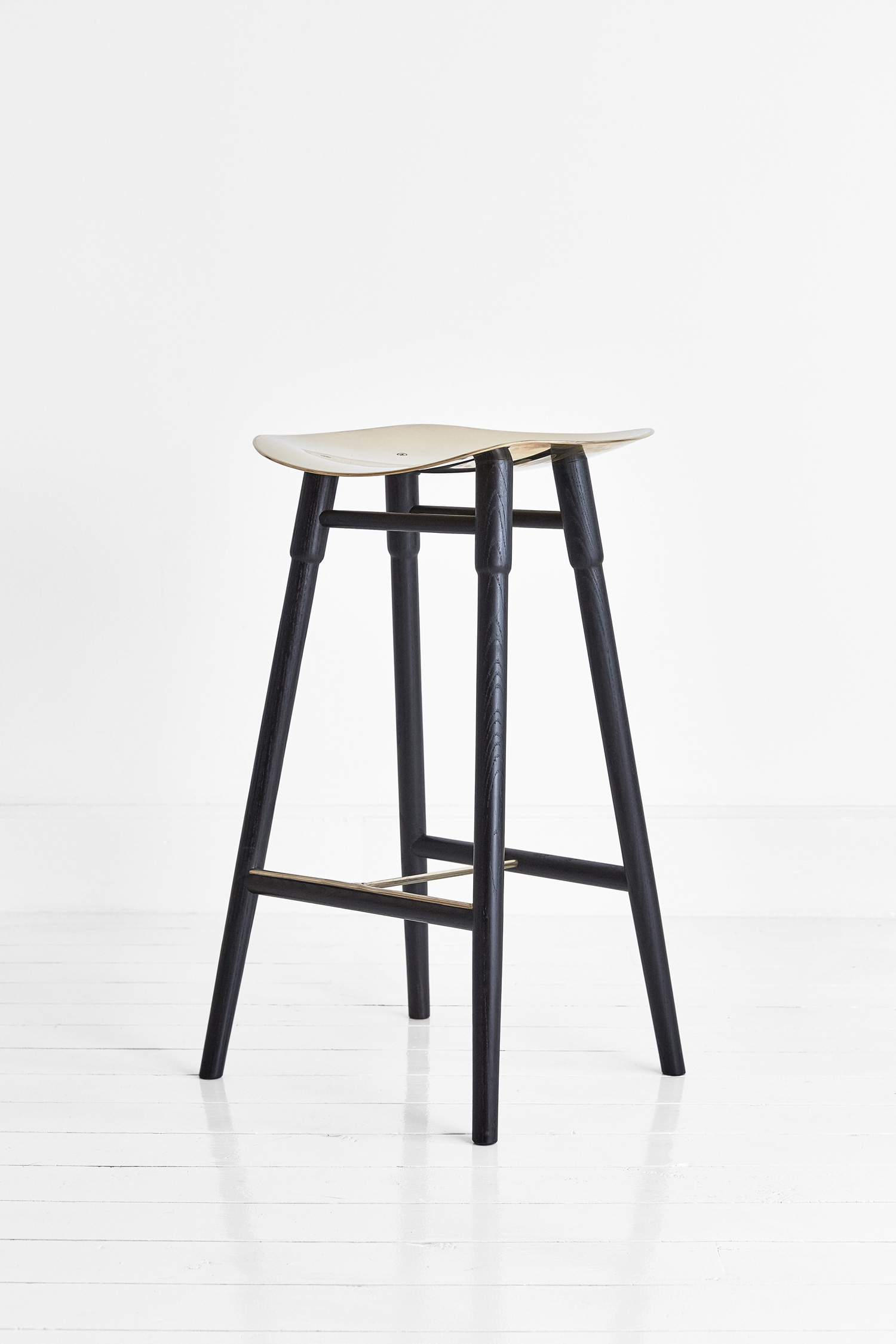 Dowel Stool by Mr Frag at Stockholm Furniture Fair 2017 | Yellowtrace