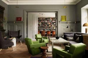 Ett Hem Hotel Stockholm by Ilse Crawford, Studio Ilse | Yellowtrace