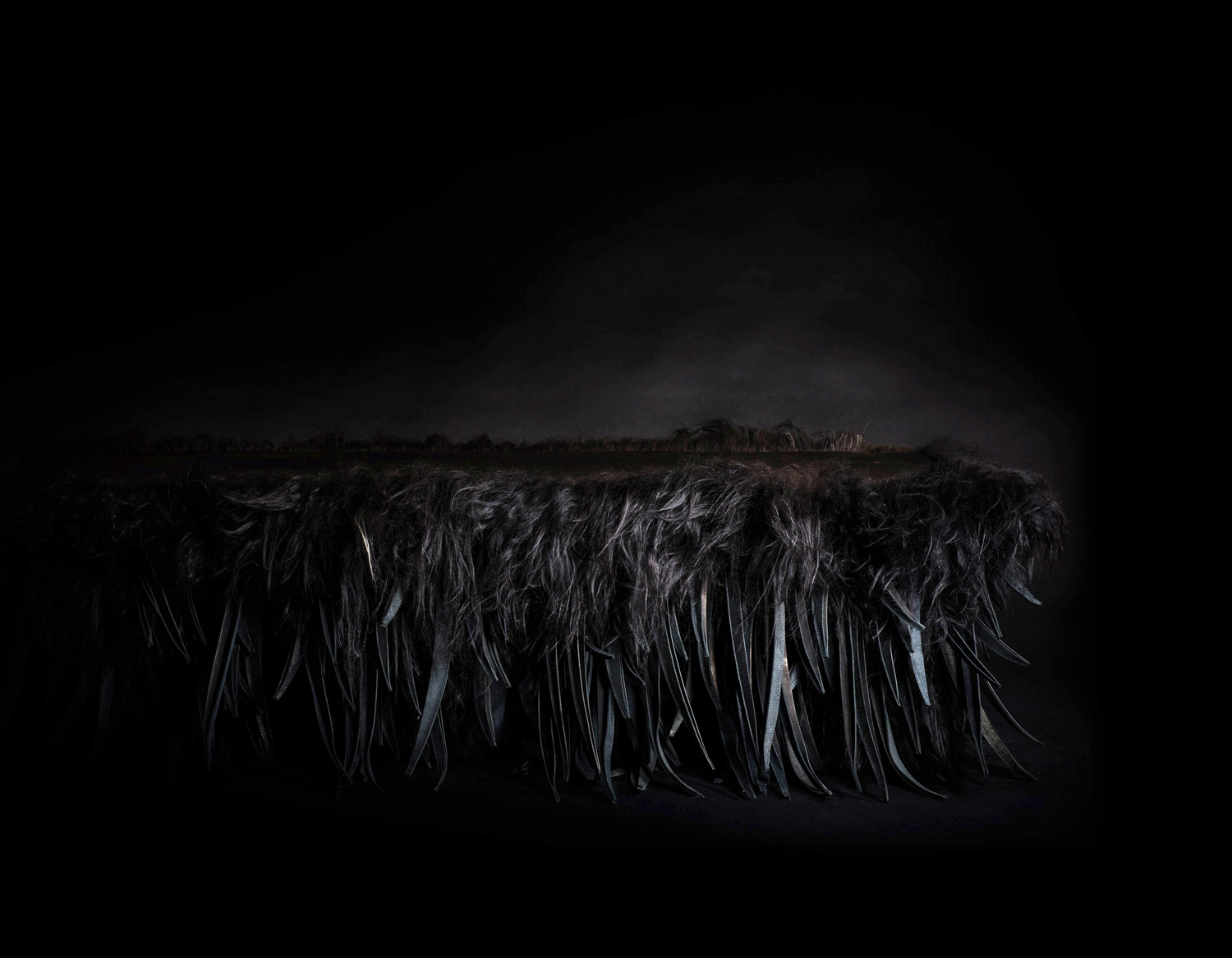 Hairy Wild Man From Botany Bay Chaise Lounge, Broached Monsters by Trent Jansen | Yellowtrace
