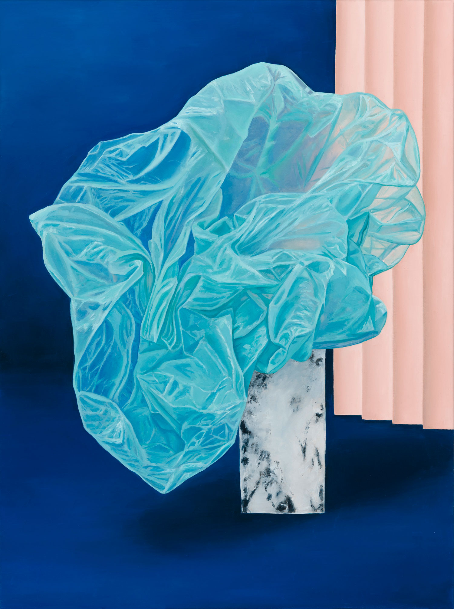 Marble Park by Melbourne Artist Sean Meilak | Yellowtrace