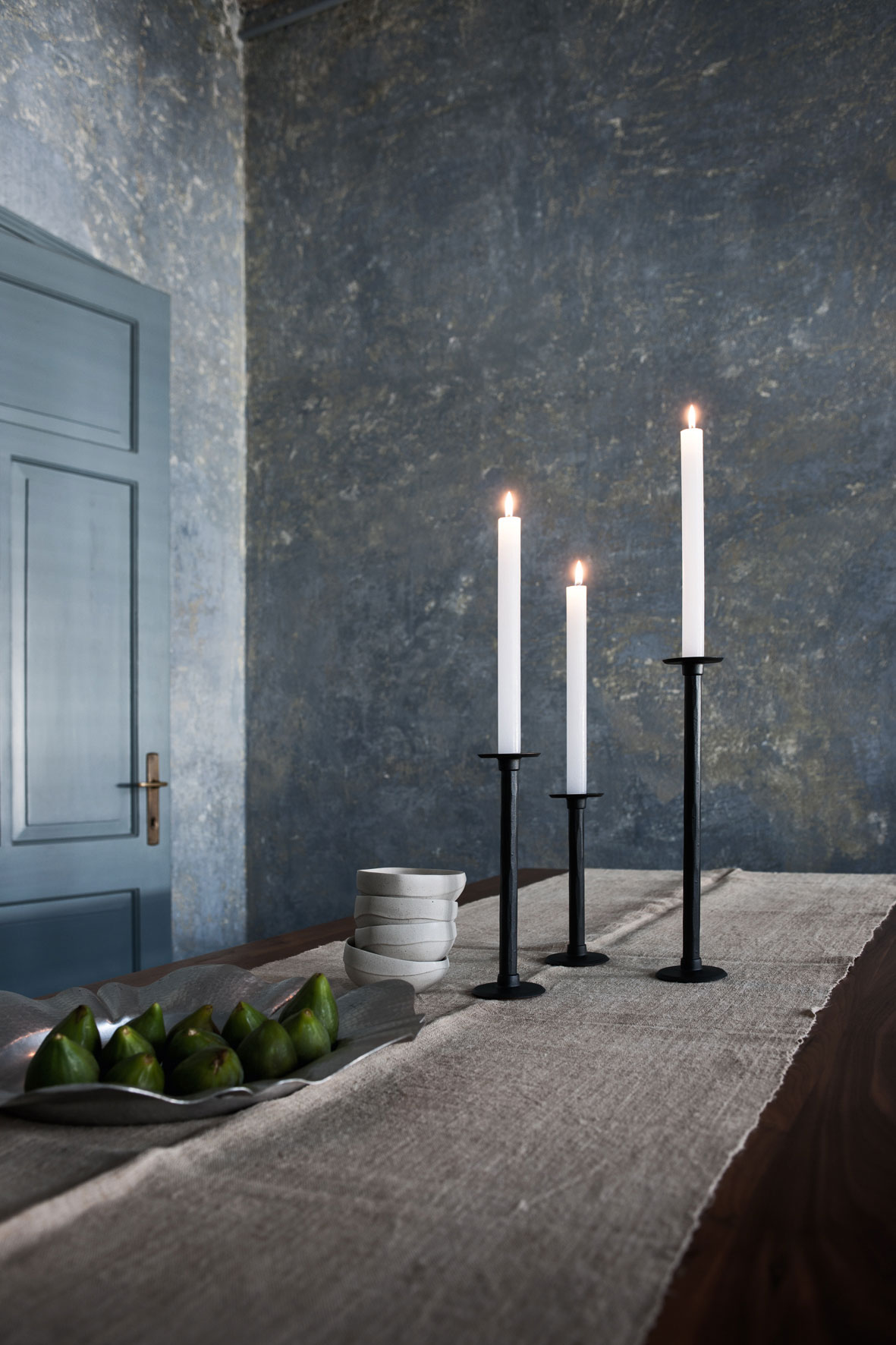 Officina Table Candlestick by R&E Bouroullec for Magis at Stockholm Furniture Fair 2017 | Yellowtrace