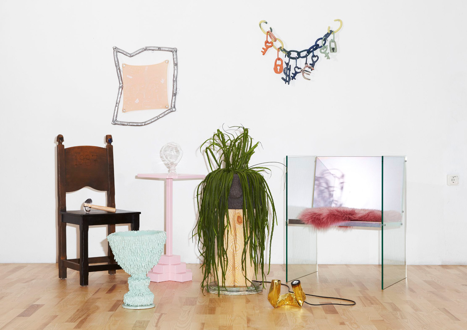 Ornsbergsauktionen 2017, An Auction of Work by Emerging Talents at Stockholm Furniture Fair 2017 | Yellowtrace